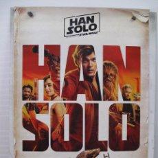 Cine: STAR WARS HAN SOLO. Lote 119231991