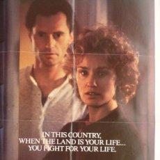 Cine: COUNTRY MOVIE POSTER,BUENA VISTA,1984,ONE SHEET,ORIGINAL.. Lote 119303039