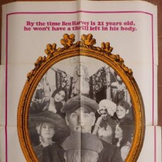 Cine: GAILY, GAILY MOVIE POSTER,ORIGINAL,STYLE B,1969. Lote 119305783