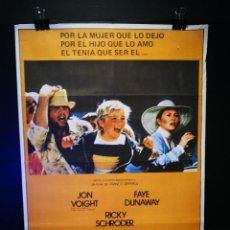 Cine: ORIGINAL POSTER CARTEL DE CINE CAMPEON 70 X 100. Lote 186051086