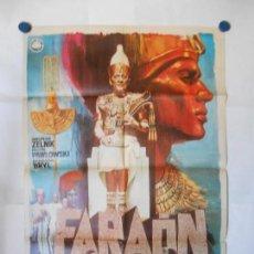 Cine: FARAON - CARTEL ORIGINAL 70 X 100. Lote 119868183