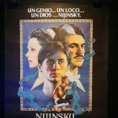 Cine: ORIGINAL POSTER CARTEL DE CINE NIJINSKY 70 X 100. Lote 119931167