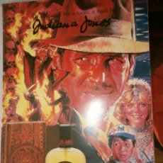 Cine: POSTER INDIANA JONES COLONIA . Lote 120028755