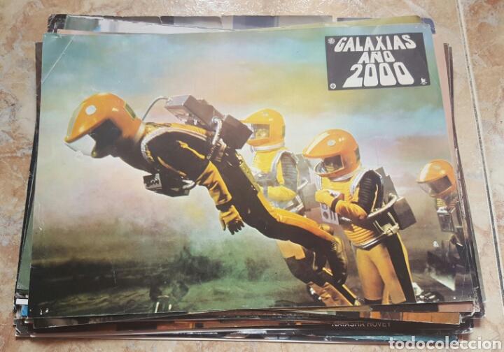 LOTE DE 54 FOTOCROMOS LOBBY CARDS CINE TERROR CIENCIA-FICCIÓN GIALLO KINKI DROGAS EROTICO (Cine - Posters y Carteles - Ciencia Ficción)