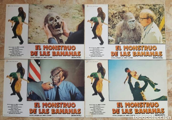 Cine: LOTE DE 54 FOTOCROMOS LOBBY CARDS CINE TERROR CIENCIA-FICCIÓN GIALLO KINKI DROGAS EROTICO - Foto 4 - 120032532
