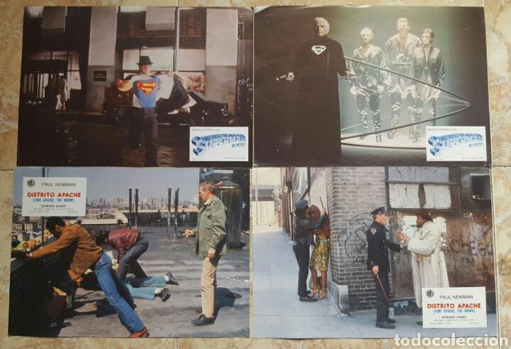 Cine: LOTE DE 54 FOTOCROMOS LOBBY CARDS CINE TERROR CIENCIA-FICCIÓN GIALLO KINKI DROGAS EROTICO - Foto 8 - 120032532