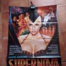 Cine: POSTER SUPERNOVA,1993 CON MARTA SANCHEZ.. Lote 120068203