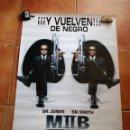 Cine: POSTER MEN IN BLACK 2 (MIB 2) POSTER DE CINE . Lote 120069703
