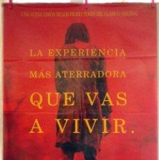 Cine: ORIGINALES DE CINE: POSESIÓN INFERNAL (JANE LEVY, SHILOH FERNANDEZ, LOU TAYLOR PUCCI) - 70X100. Lote 120080323