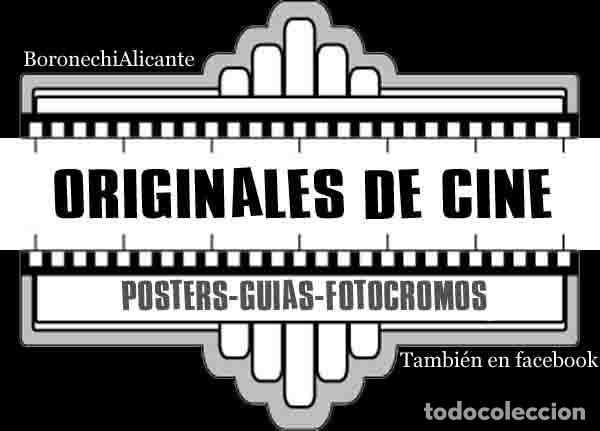 Cine: ORIGINALES DE CINE: Super 8 (J.J. Abrams / Steven Spielberg) - 70X100 - Foto 2 - 120080387
