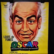Cine: ORIGINAL POSTER CARTEL DE CINE OSCAR 70 X 100. Lote 120282675