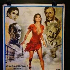Cine: ORIGINAL POSTER CARTEL DE CINE LIBERTAD AMOR MIO 70 X 100. Lote 120311231