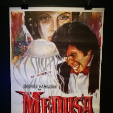 Cine: ORIGINAL POSTER CARTEL DE CINE MEDUSA 70 X 100. Lote 120432979