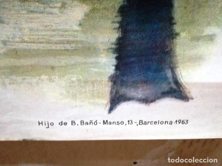 Cine: LA POSADA DEL TAMESIS- EDGAR WALLACE SUBMARINISMO MAC POSTER ORIGINAL 70X100 ESTRENO-1963 - Foto 5 - 198093860