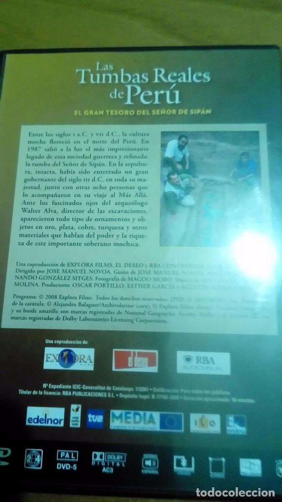 Cine: Las tumbas reales de Perú, el gran tesoro del Señor de Sipan, National Geographic - Foto 2 - 120702451