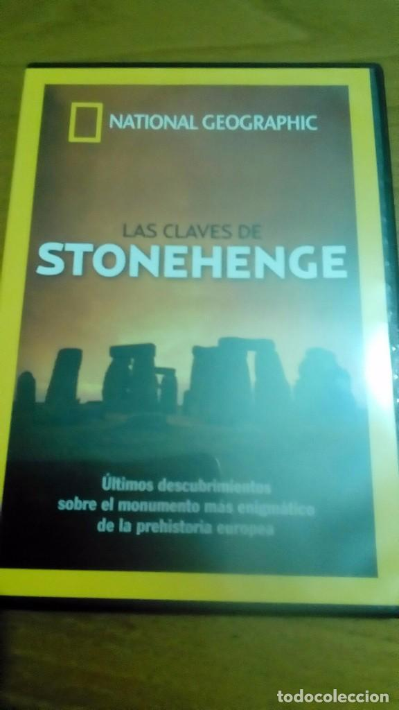 LAS CLAVES DE STONEHENGE, NATIONAL GEOGRAPHIC (Cine - Posters y Carteles - Documentales)