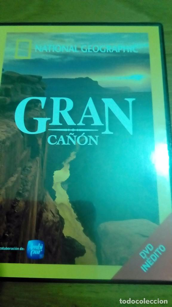 GRAN CAÑON, NATIONAL GEOGRAPHIC (Cine - Posters y Carteles - Documentales)