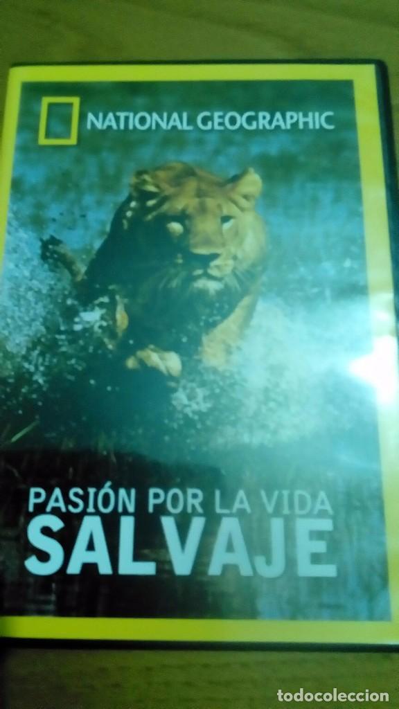 PASIÓN POR LA VIDA SALVAJE, NATIONAL GEOGRAPHIC (Cine - Posters y Carteles - Documentales)