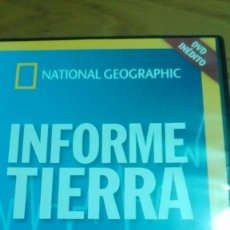 Cine: INFORME TIERRA, NATIONAL GEOGRAPHIC. Lote 120702927
