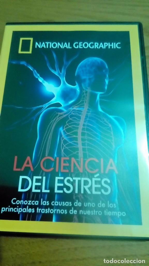 LA CIENCIA DE ESTRÉS, NATIONAL GEOGRAPHIC (Cine - Posters y Carteles - Documentales)