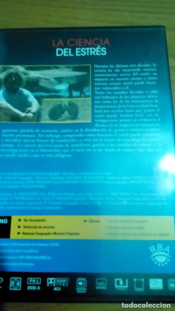 Cine: La ciencia de estrés, National Geographic - Foto 2 - 120702963