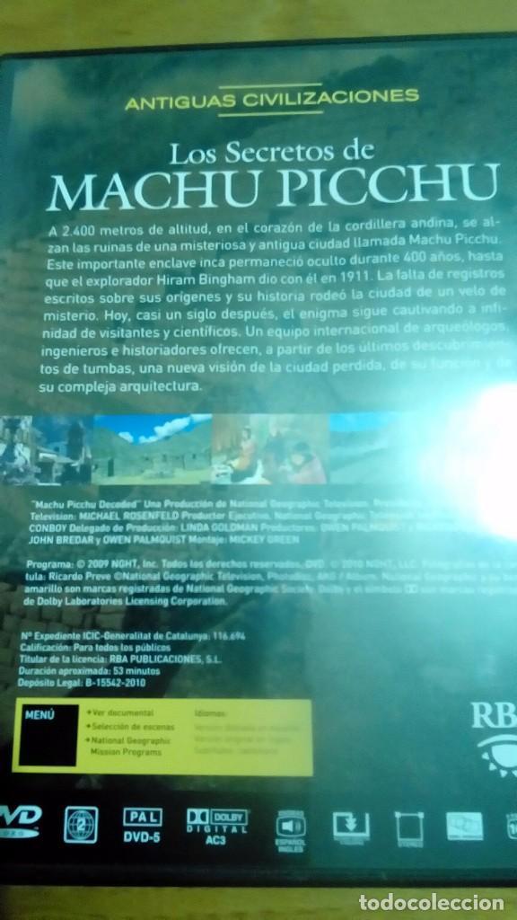 Cine: Los secretos de Machu Picchu, antiguas civilizaciones, National Geographic - Foto 2 - 120702995