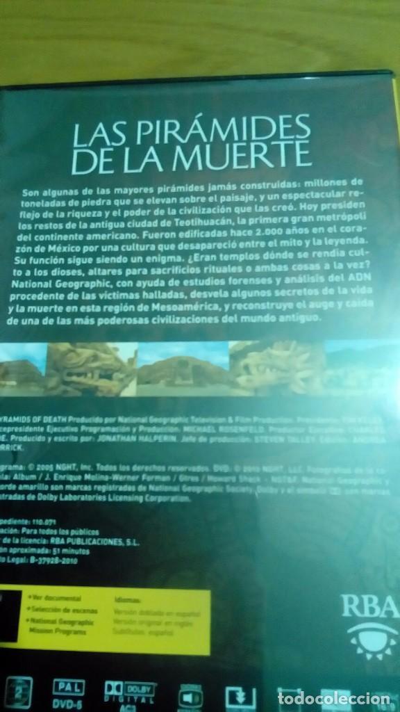 Cine: Las pirámides de la muerte, National Geographic - Foto 2 - 120703575