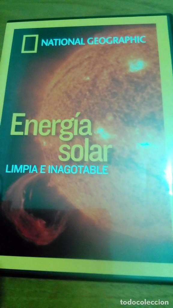 ENERGÍA SOLAR, LIMPIA E INAGOTABLE, NATIONAL GEOGRAPHIC (Cine - Posters y Carteles - Documentales)