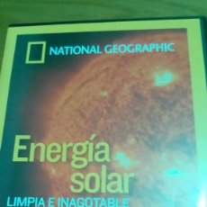 Cine: ENERGÍA SOLAR, LIMPIA E INAGOTABLE, NATIONAL GEOGRAPHIC. Lote 120703599