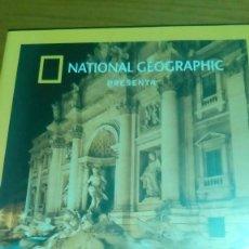 Cinema: ROMA LA CIUDAD ETERNA, NATIONAL GEOGRAPHIC. Lote 120703611