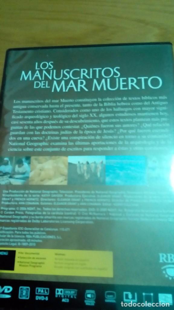 Cine: Los manuscritos del Mar Muerto, National Geographic - Foto 2 - 120703651