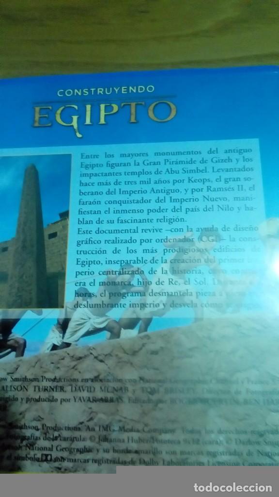 Cine: Construyendo Egipto, pirámides y templos el legado de los grandes faraones, National - Foto 2 - 120703671