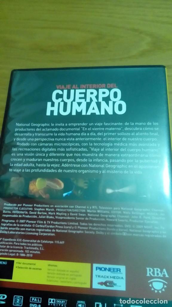 Cine: Viaje al interior del cuerpo humano, la increible transformación de nuestro organismo - Foto 2 - 120703695