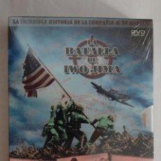 Cine: LA BATALLA DE IWO JIMA. EDICIÓN ESPECIAL COLECCIONISTA - 2 DVD. Lote 120796059