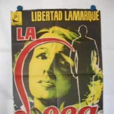 Cine: LA LOCA - CARTEL LITOGRAFICO ORIGINAL 70 X 100. Lote 121126583