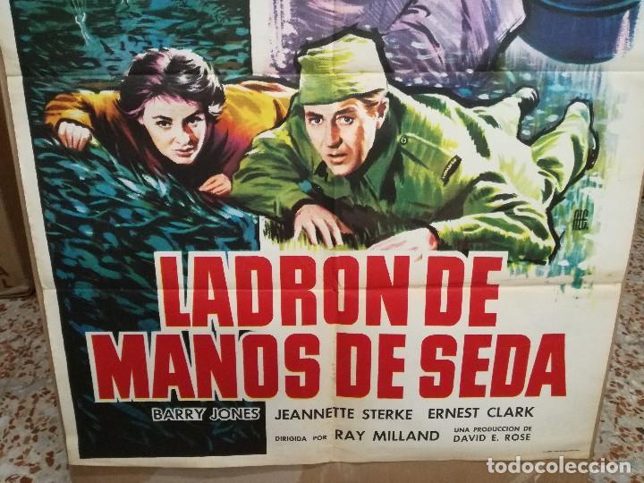 Cine: LADRON DE MANOS DE SEDA -- RAY MILLAND - Foto 2 - 121165979