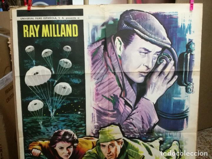 Cine: LADRON DE MANOS DE SEDA -- RAY MILLAND - Foto 3 - 121165979