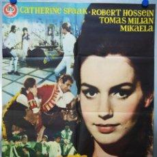 Cine: MADEMOISELLE DE MAUPIN. CATHERINE SPAAK. AÑO 1967. Lote 121692563
