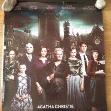 Cine: LA CASA TORCIDA - APROX 70X100 CARTEL ORIGINAL CINE (L57). Lote 121819267