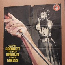 Cine: HOMICIDIO (1961) CASTLE, WILLIAM/ 1962/ JANO. Lote 121830271