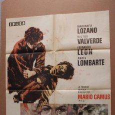 Cine: FARSANTES, LOS (1963) CAMUS, MARIO / MARTÍ RIPOLL. Lote 121830275