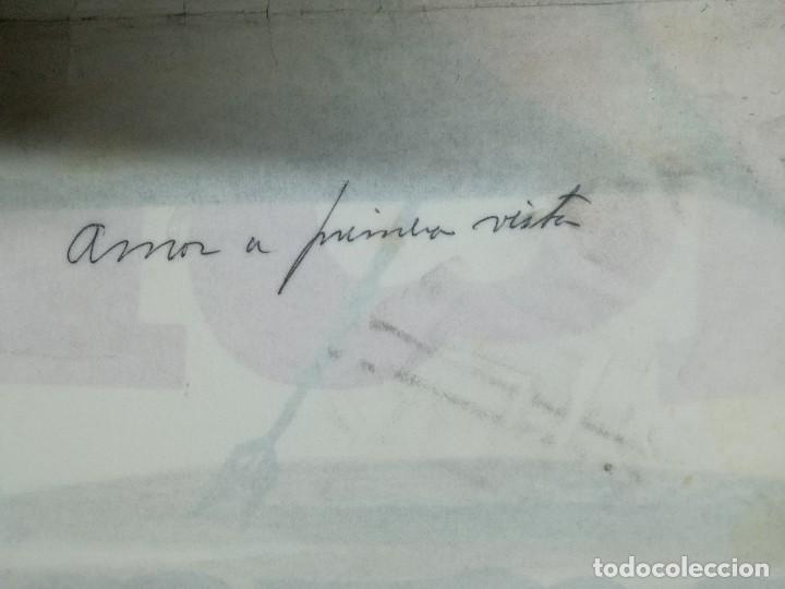 Cine: AMOR A PRIMERA VISTA- LOLITA TORRES SUSANA CAMPOS POSTER ORIGINAL 70X100 ESTRENO - Foto 5 - 121901251