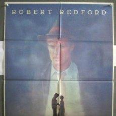 Cine: YP98 EL MEJOR THE NATURAL ROBERT REDFORD KIM BASSINGER BEISBOL POSTER ORIGINAL 70X100 ESTRENO. Lote 121904411
