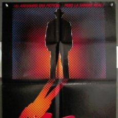 Cine: YQ92 FX EFECTOS MORTALES BRYAN BROWN BRIAN DENNEHY TERROR POSTER ORIGINAL 70X100 ESTRENO. Lote 121912215