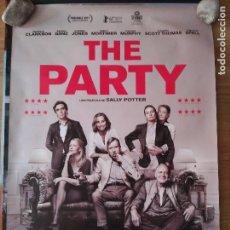 Cine: THE PARTY - APROX 70X100 CARTEL ORIGINAL CINE (L57). Lote 121923267