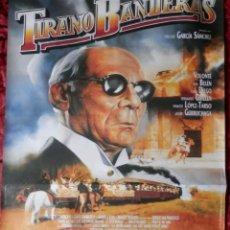 Cine: PÓSTER CARTEL DE CINE TIRANDO BANDERAS. Lote 121963798