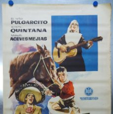 Cine: MI NIÑO Y YO. ROSITA QUINTANA, EL NIÑO PULGARCITO, MIGUEL ACEVES MEJIA. AÑO 1961. Lote 121968851