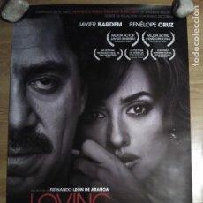 Cine: LOVING PABLO - APROX 70X100 CARTEL ORIGINAL CINE (L58). Lote 122040451