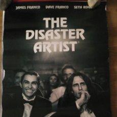 Cine: THE DISASTER ARTIST - APROX 70X100 CARTEL ORIGINAL CINE (L58). Lote 122042091