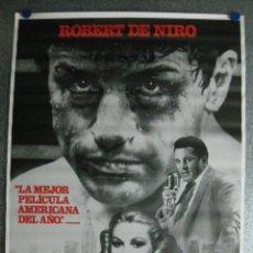 Cine: TORO SALVAJE, ROBERT DE NIRO, AÑO 1984. Lote 219270103